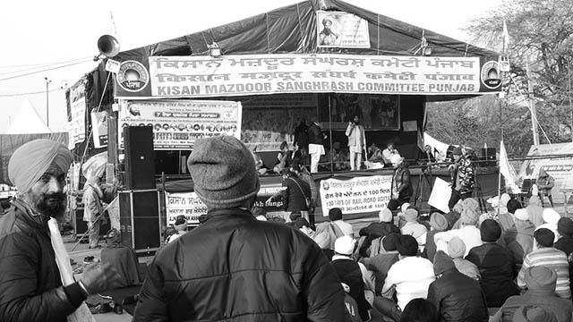 মোদী সরকারের নয়া তিনটি কৃষি আইনে ভয়াবহ দুর্ভিক্ষের পদধ্বনি