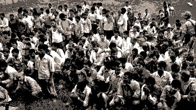 এনআরসি-র আগেই বাংলা থেকে তামিলনাড়ু পর্যন্ত বাংলাদেশী উৎখাতের নামে গরিব ভাগানো শুরু